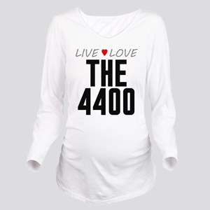 Live Love The 4400 Long Sleeve Maternity T-Shirt