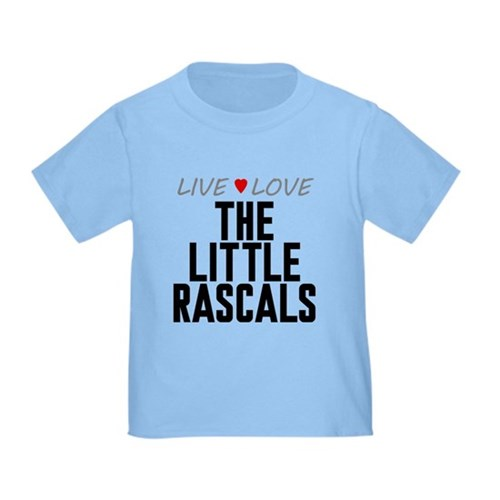 Live Love The Little Rascals Infant/Toddler T-Shir