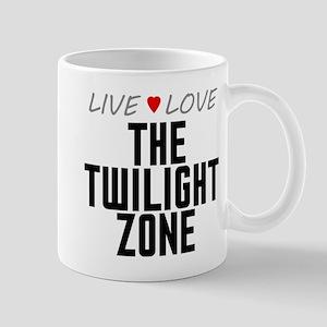 Live Love The Twilight Zone Mug