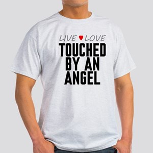 Live Love Touched by an Angel Light T-Shirt