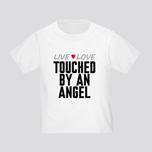 Live Love Touched by an Angel Infant/Toddler T-Shi