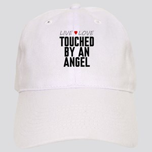 Live Love Touched by an Angel Cap