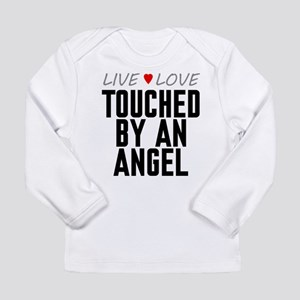 Live Love Touched by an Angel Long Sleeve Infant T