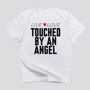Live Love Touched by an Angel Infant T-Shirt
