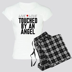 Live Love Touched by an Angel Women's Light Pajama