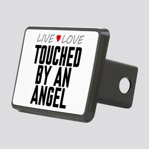Live Love Touched by an Angel Rectangular Hitch Co