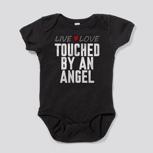 Live Love Touched by an Angel Baby Bodysuit