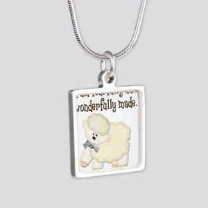 Wonderfully Made Sheep Necklaces