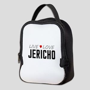 Live Love Jericho Neoprene Lunch Bag