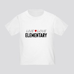 Live Love Elementary Infant/Toddler T-Shirt