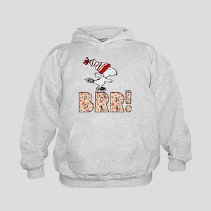 Snoopy Brr! Kids Hoodie