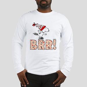 Snoopy Brr! Long Sleeve T-Shirt