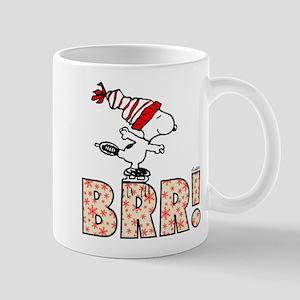 Snoopy Brr! 11 oz Ceramic Mug