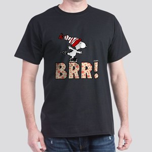 Snoopy Brr! Dark T-Shirt