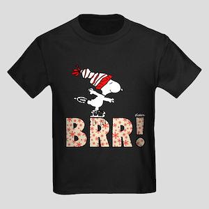 Snoopy Brr! Kids Dark T-Shirt