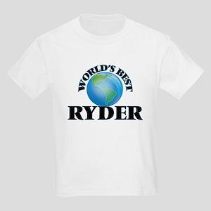 World's Best Ryder T-Shirt