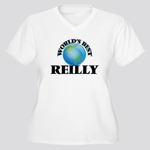 World's Best Reilly Plus Size T-Shirt