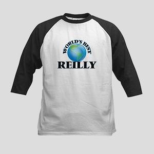 World's Best Reilly Baseball Jersey