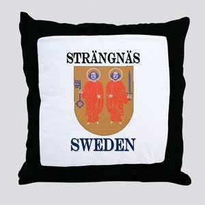 The Sölvesborg Store Throw Pillow