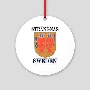The Sölvesborg Store Ornament (Round)