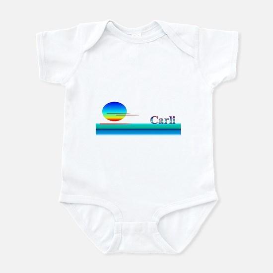 Carli Infant Bodysuit