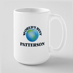 World's Best Patterson Mugs