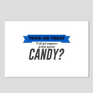 Trick or Treat Special Ca Postcards (Package of 8)