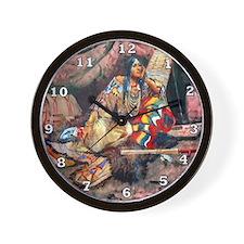 Pipe Keeper Wall Clock