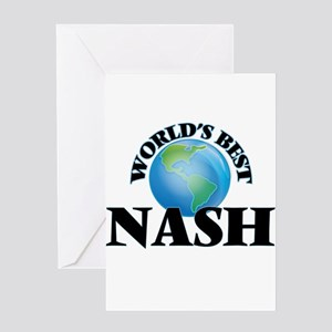 World's Best Nash Greeting Cards