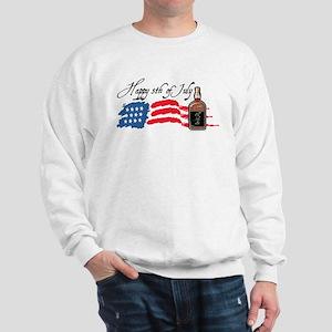 Happy Fifth of July v2 Sweatshirt