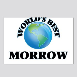 World's Best Morrow Postcards (Package of 8)
