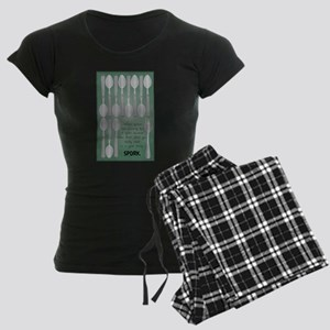 Low Spoons Women's Dark Pajamas
