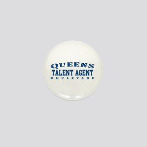 Talent Agent - Queens Blvd Mini Button