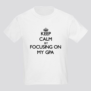 Keep Calm by focusing on My Gpa T-Shirt