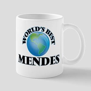 World's Best Mendes Mugs