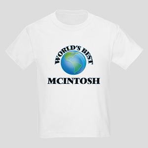 World's Best Mcintosh T-Shirt