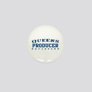 Producer - Queens Blvd Mini Button
