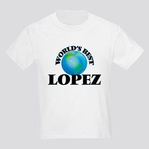 World's Best Lopez T-Shirt
