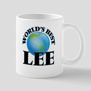 World's Best Lee Mugs
