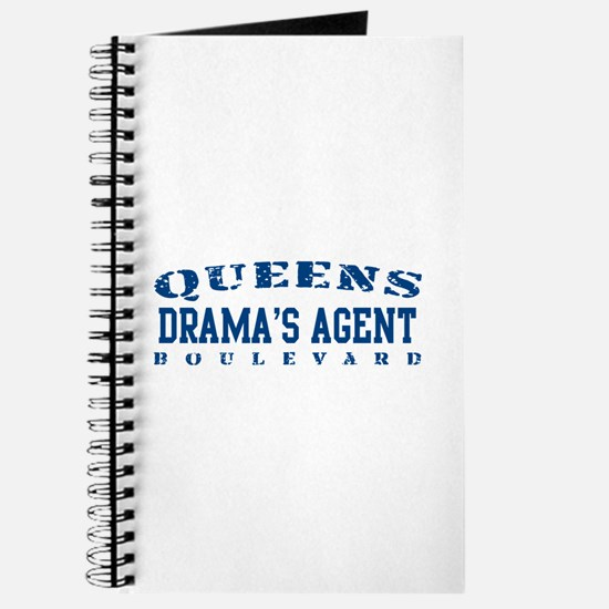 Drama's Agent - Queens Blvd Journal