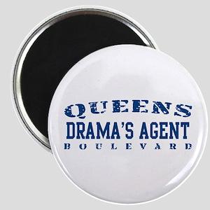 Drama's Agent - Queens Blvd Magnet
