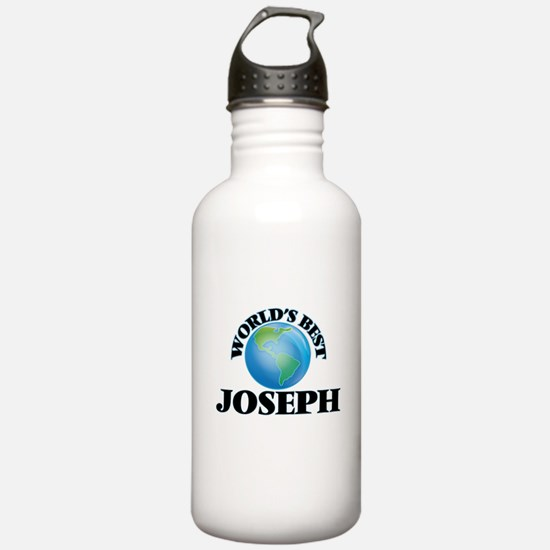 World's Best Joseph Water Bottle