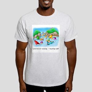 10x10_apparel_34_swimming T-Shirt