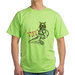 Yiffy Green T-Shirt