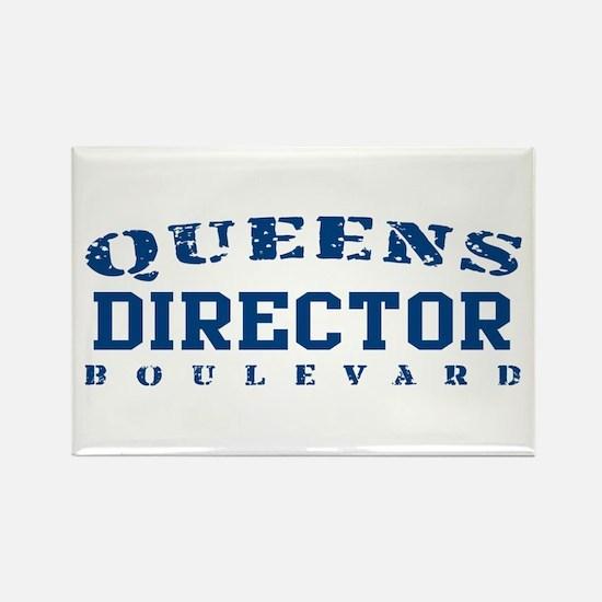 Director - Queens Blvd Rectangle Magnet