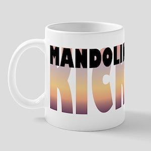 Mandolin Players Kick Ass Mug
