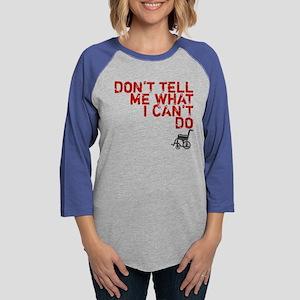 LOST Don't Tell Me John Locke Long Sleeve T-Shirt