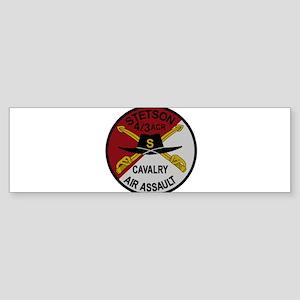4_3 Air Cavalry Regiment Bumper Sticker