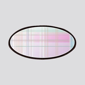 Pastel Plaid Patches
