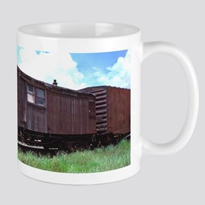 Side Tracked Mug